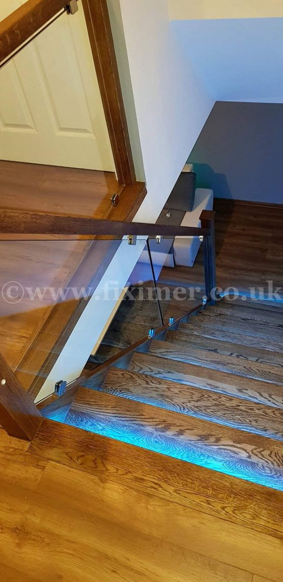 Staircase Renovations in Barnsley.