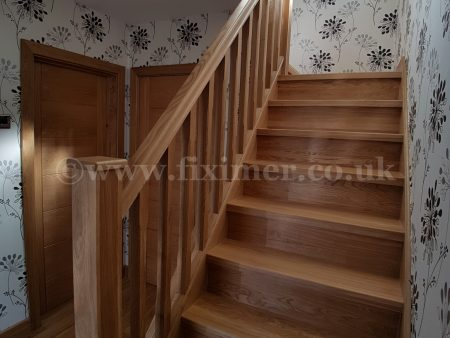 Traditional Oak Staircase