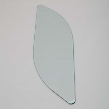 Staircase Rake Glass Panel