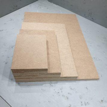 A1 A2 A3 A4 A5 A6 MDF Plain Boards Sheets