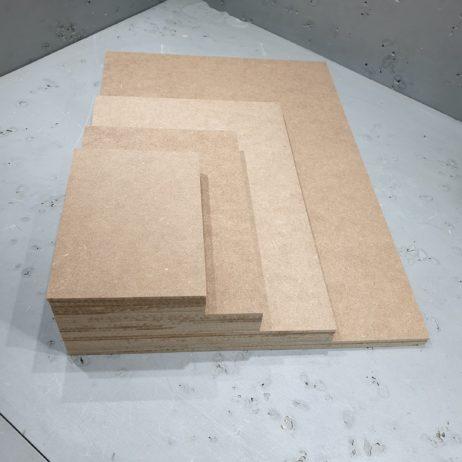 A1 A2 A3 A4 A5 A6 MDF Plain Boards Sheets