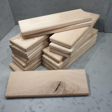 Oak Plank Square Edges