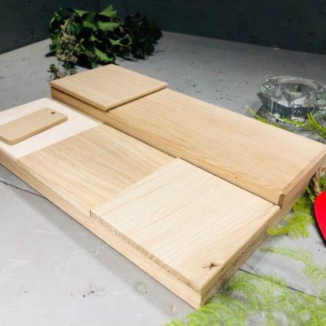 Wooden Blanks Sample Pack