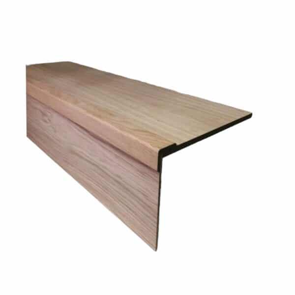 Oak Stair Tread & Riser Cladding Kit
